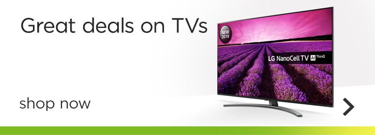 Great deals on TVs