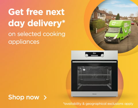 get free next day delivery on selected cooking appliances availability and geographical exclusions apply